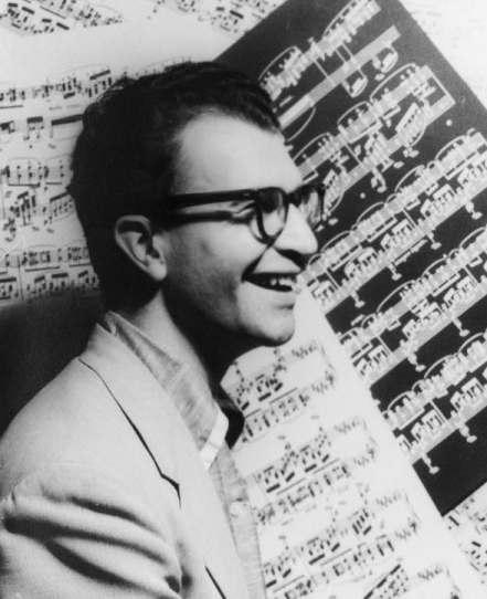 Dave Brubeck in 1954 (Photo: Carl van Vechten)